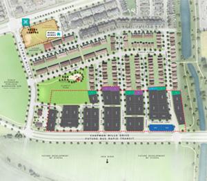 Harmony Site Plan, Minto Communities in Barrhaven