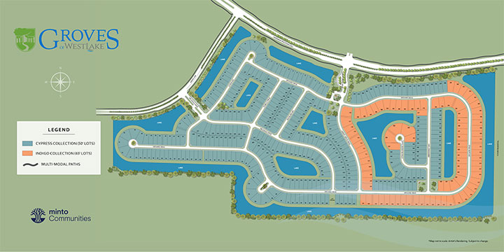 The Isles of Collier Preserve community plan