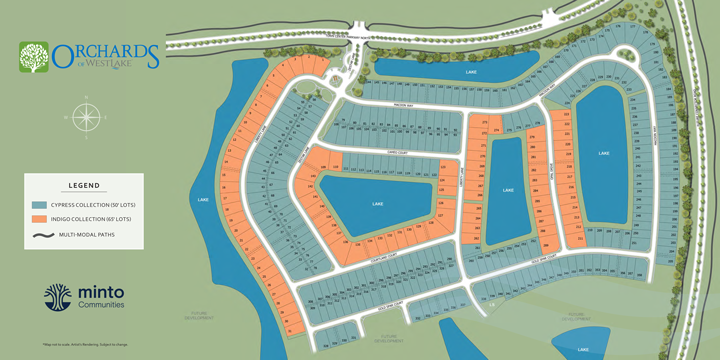 The Orchards Community Plan