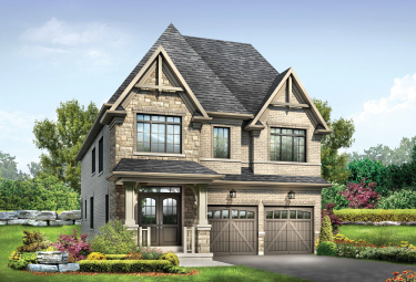 Detached homes for sale in Whitby at Ivy Ridge by Minto Communities.