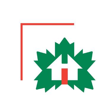Canadian Home Builders' Association Logo.