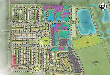 Arcadia Site Plan, Minto Communities in Kanata
