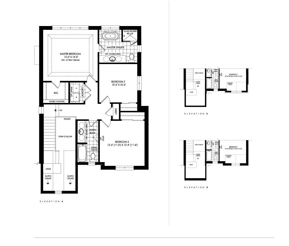 Ivy Ridge Apartments: Ivy Ridge Havelock - New Homes In Whitby
