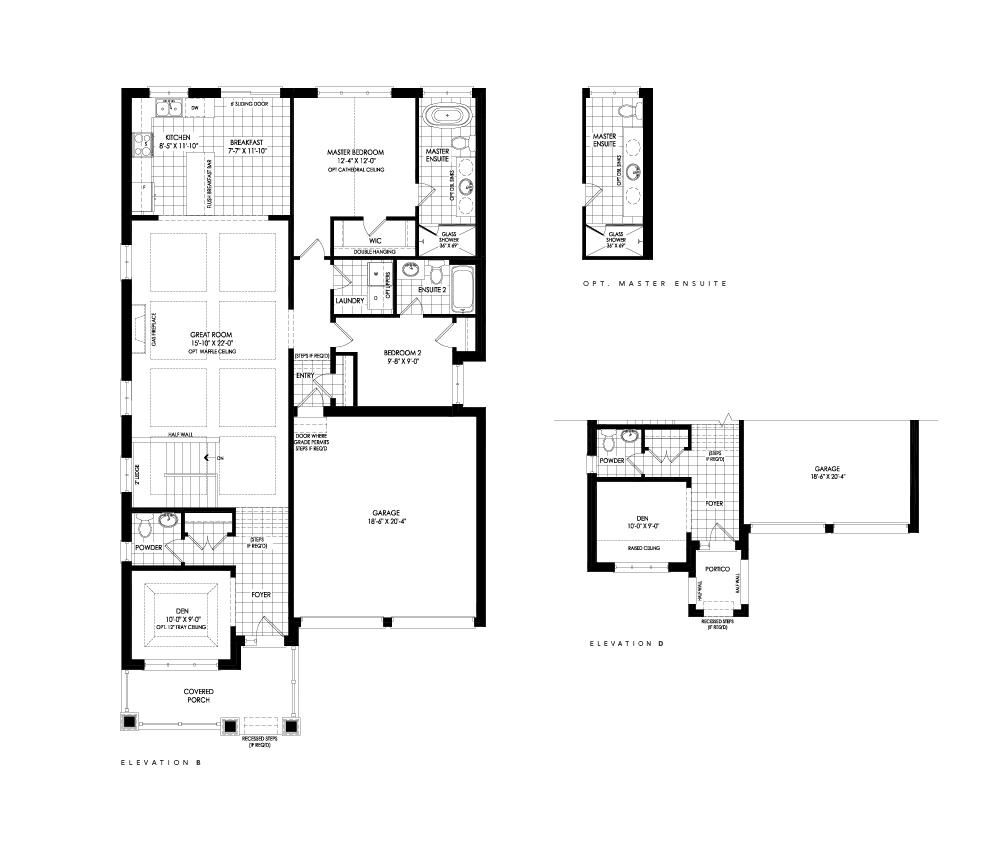 Ivy Ridge Apartments: Ivy Ridge Argyle - New Homes In Whitby