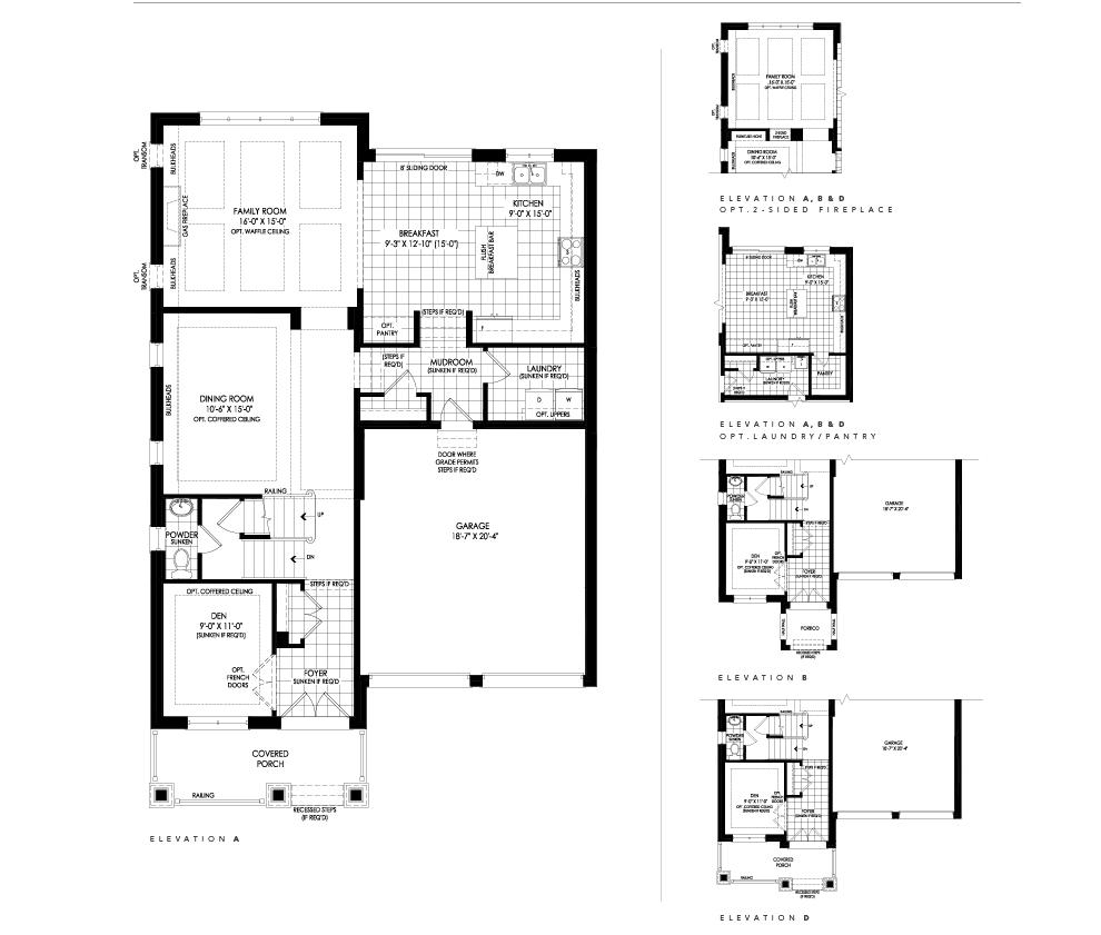 Ivy Ridge Apartments: Ivy Ridge Laverick - New Homes In Whitby