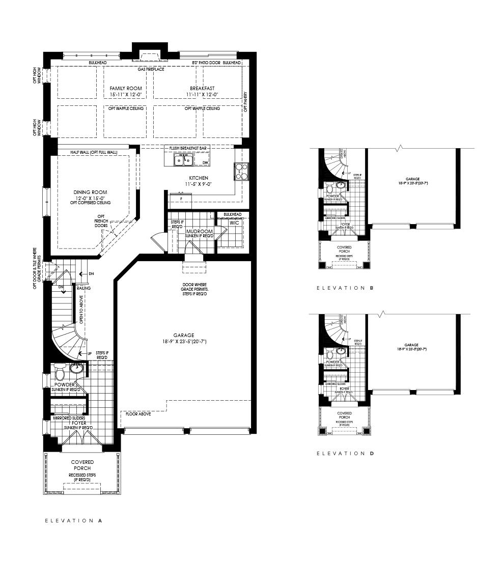 Ivy Ridge Apartments: Ivy Ridge L Single Family Homes L Minto