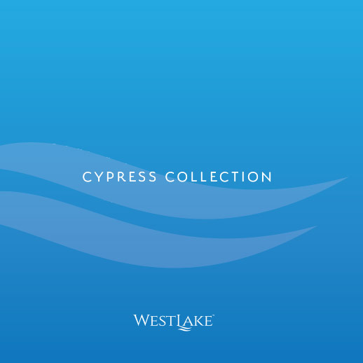 Westlake - Cypress Collection brochure. New homes for sale in central Palm Beach County, Florida. Westlake by Minto Communities.