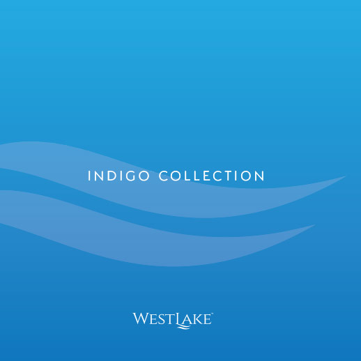 Westlake - Indigo Collection brochure. New homes for sale in central Palm Beach County, Florida. Westlake by Minto Communities.