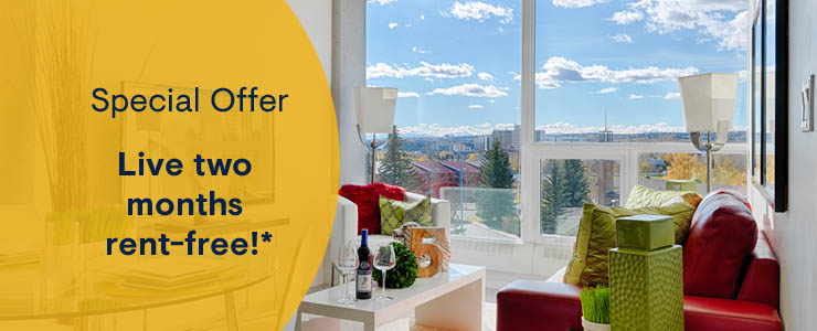 Rentals in NW Calgary