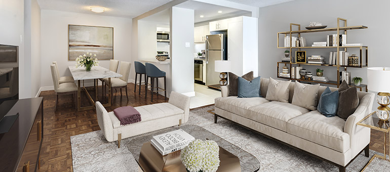Minto Apartments for rent in Montreal