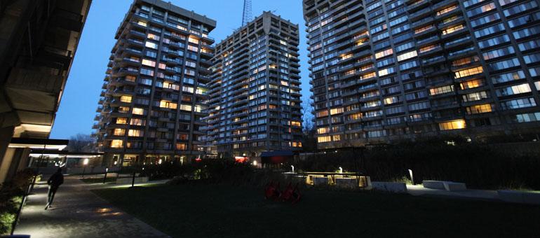 Appartement à louer dans Côte-des-Neiges, Montréal ...