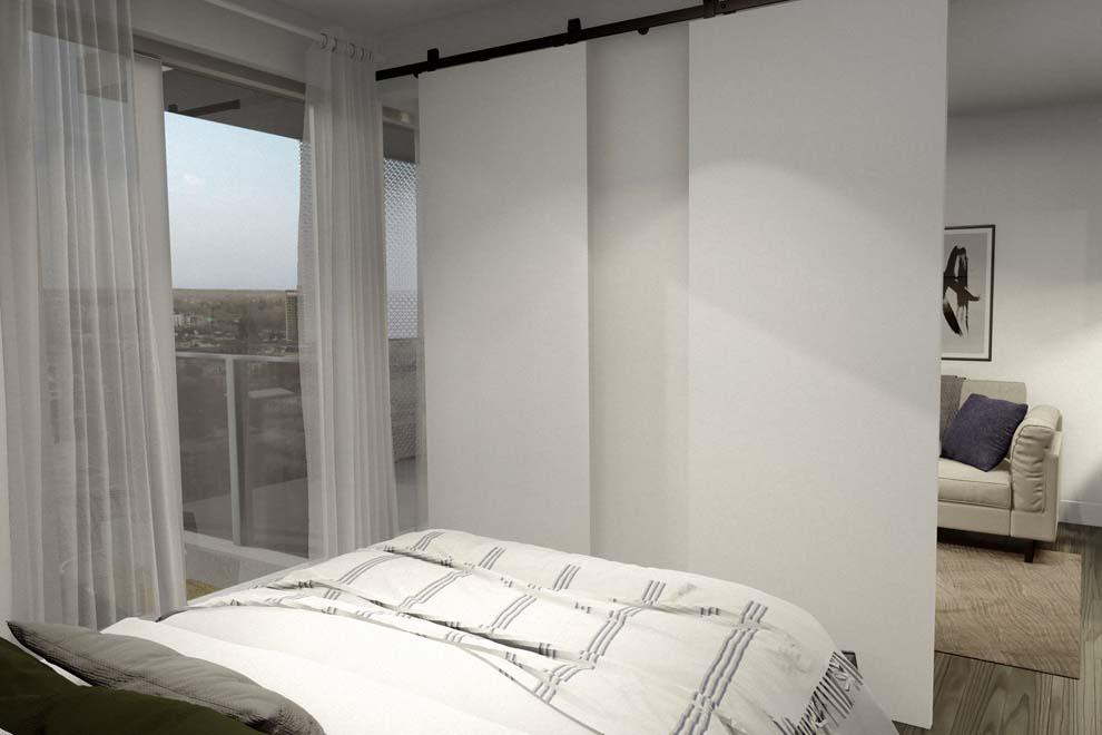Era T4 - One bedroom condo