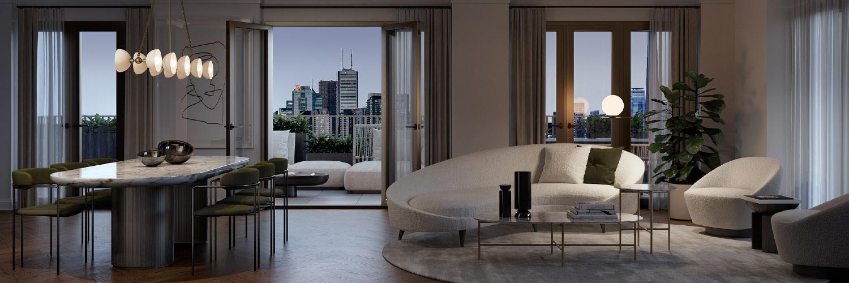 Luxury Suites for sale in Toronto