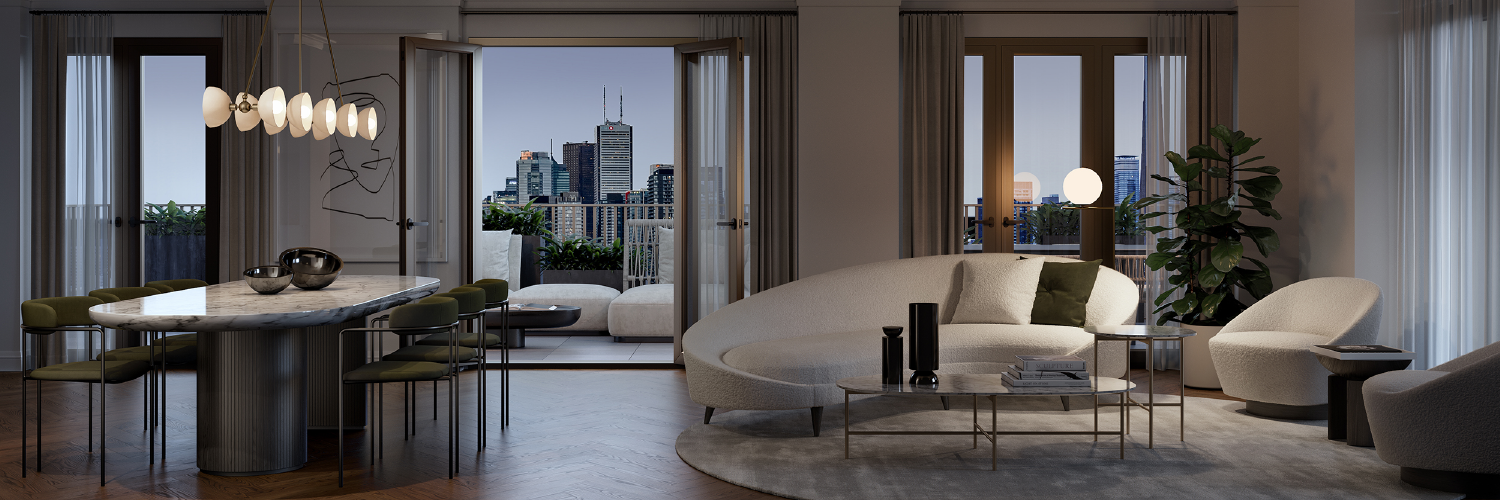 Luxury Suites for sale in Toronto