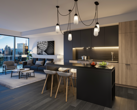 The Saint - New Minto Communities Condo in Toronto