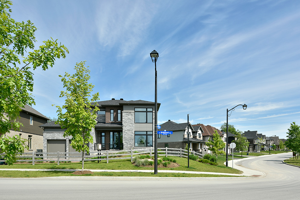 Mahogany – Community - a community in Manotick, by Minto Communities