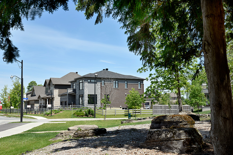 Single family homes - Mahogany- a community in Manotick, by Minto Communities