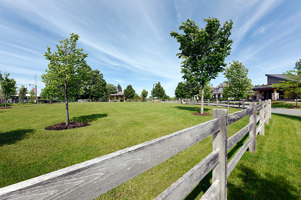 Greenery – in Mahogany a community in Manotick, by Minto Communities
