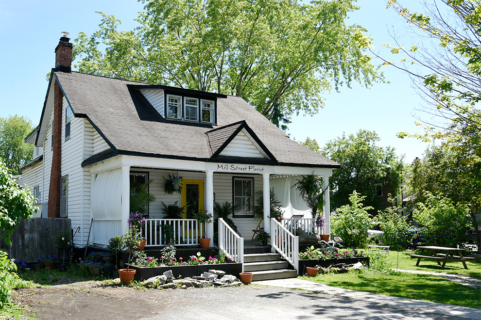 Mill Street Forest in Manotick Village - near Mahogany, a community by Minto Communities