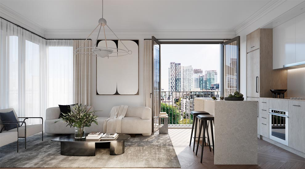 Suite at 123 Portland