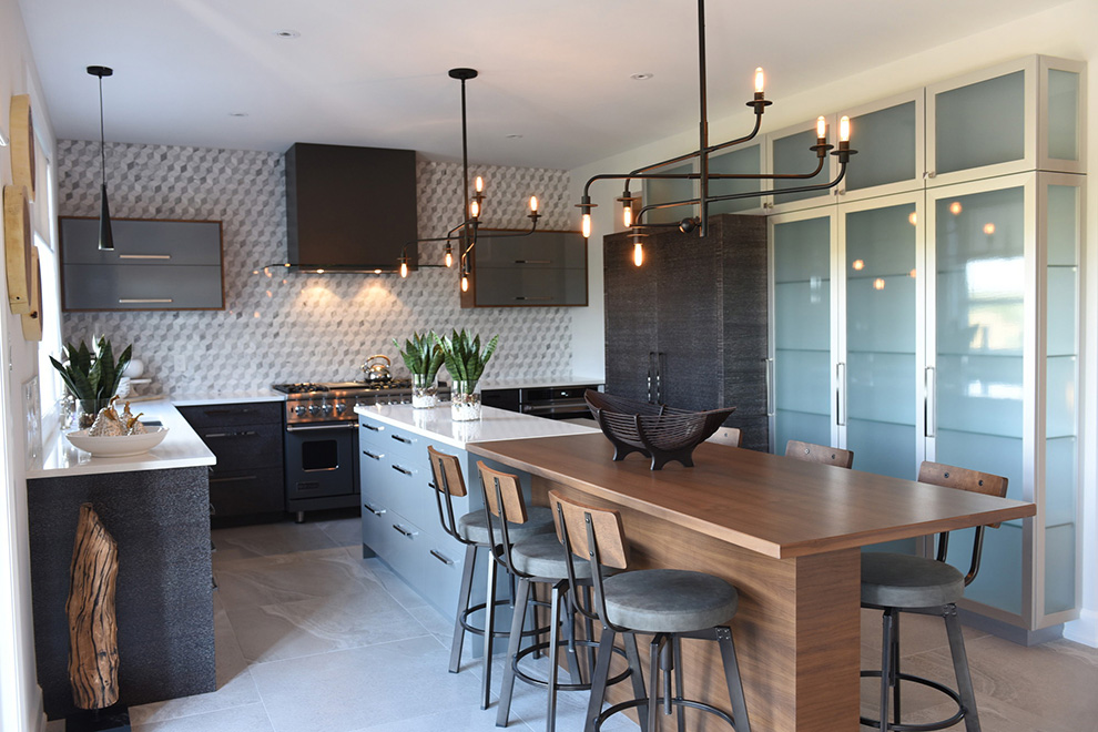 The Cheo Home - Single Family Home - Kitchen and breakfast area - built by Minto Communities