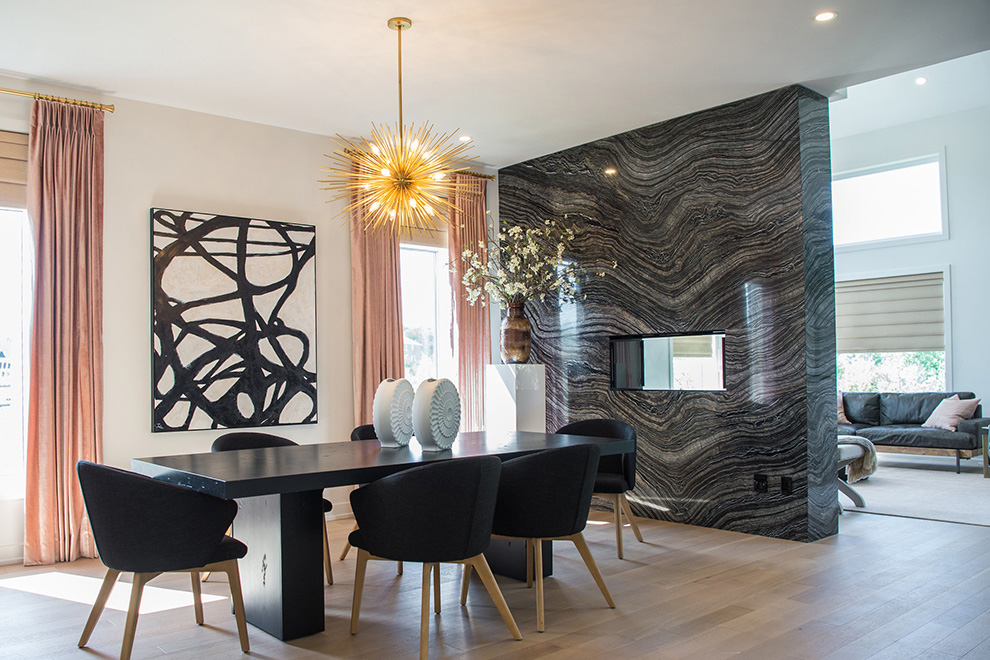 The Cheo Home - Single Family Home - Dining Room - built by Minto Communities
