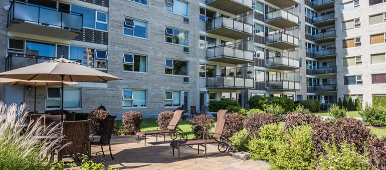Le 4300 Montreal - Appartements Minto