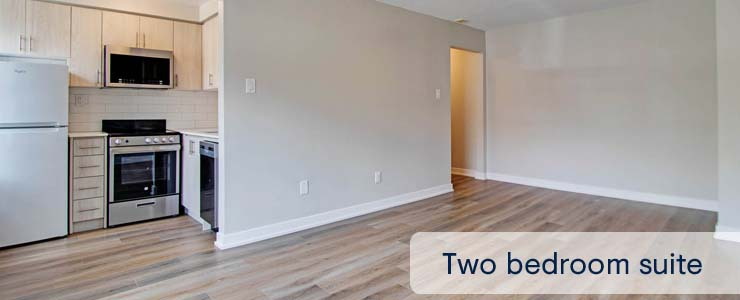 Sherwood Apartments for Rent - Yonge and Eglinton