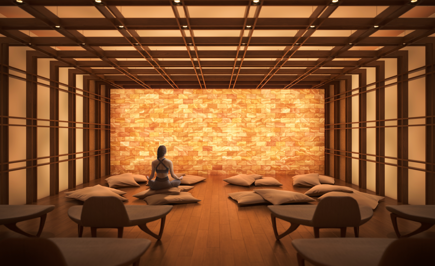 The Saint Condo in Downtown Toronto Features a Salt Meditation Room & More!