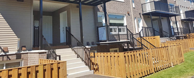 Skyline Stacked Townhomes - Brand New West Ottawa Rentals
