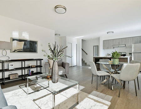 Ottawa Townhome Rentals - Skyline Stacked Townhomes