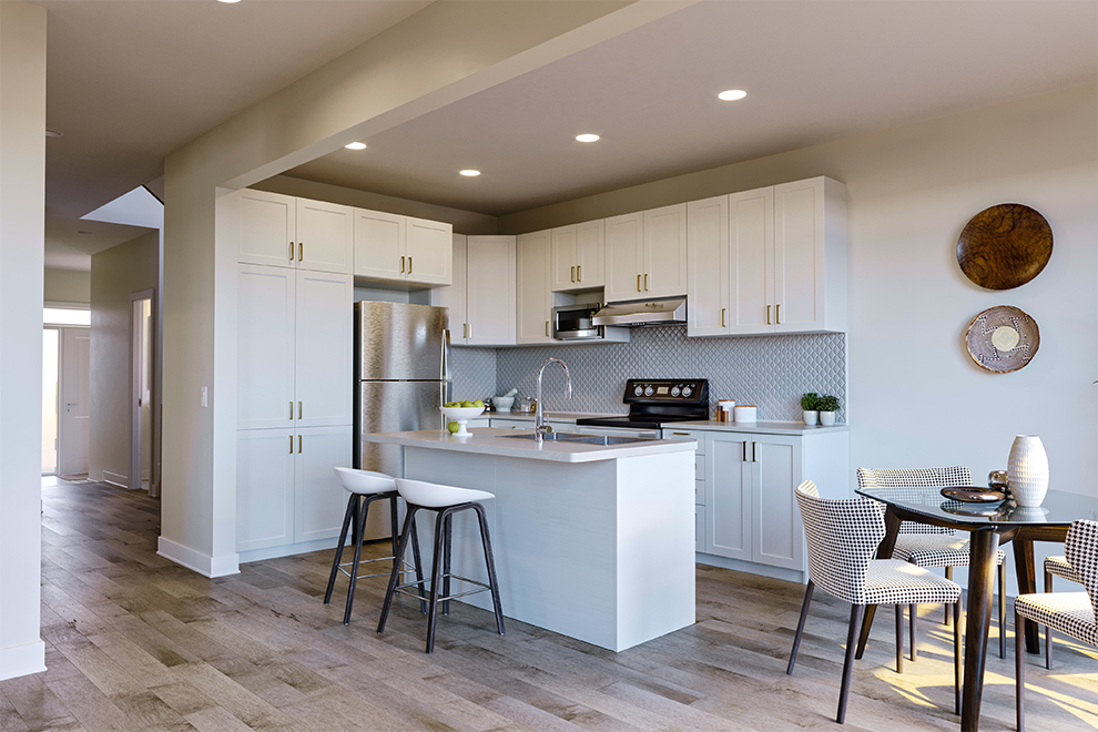 Clairmont - 36' Single Family Home -  Kitchen