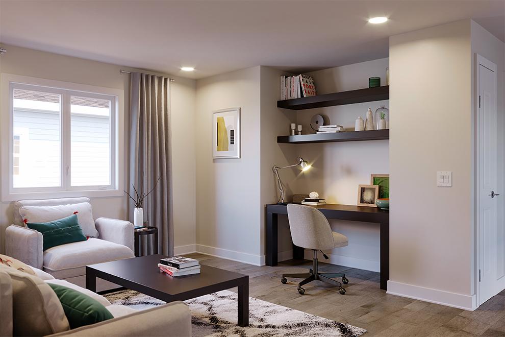 Clairmont - 36' Single Family Home - Loft