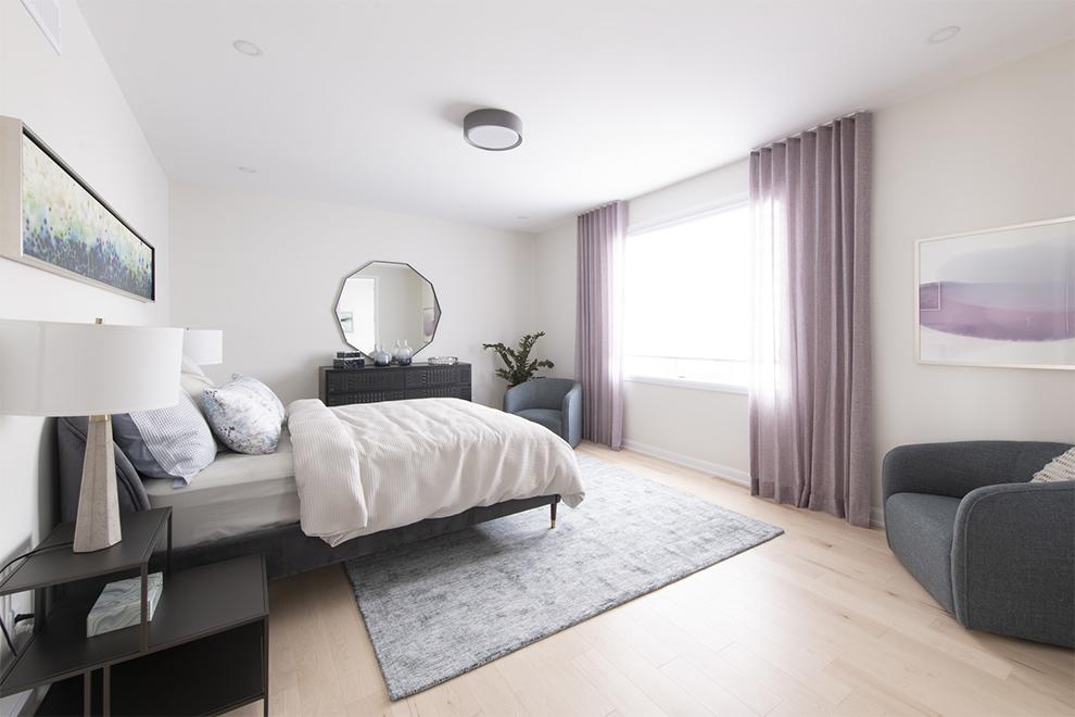 Clairmont Bedroom, Minto Communities Ottawa
