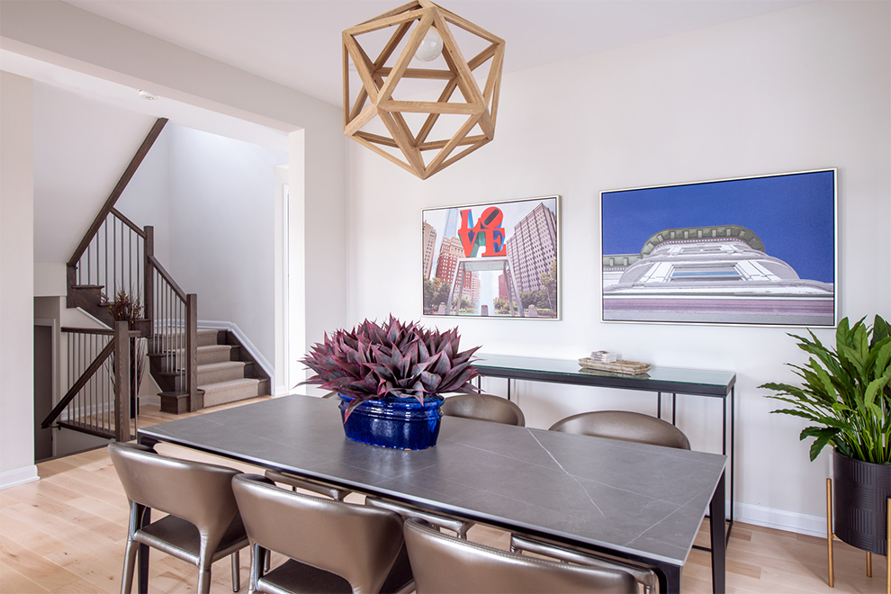 Clairmont Dining Room, Minto Communities Ottawa