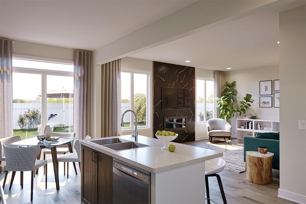 Darlington - 43' Single Family Home - Living Room