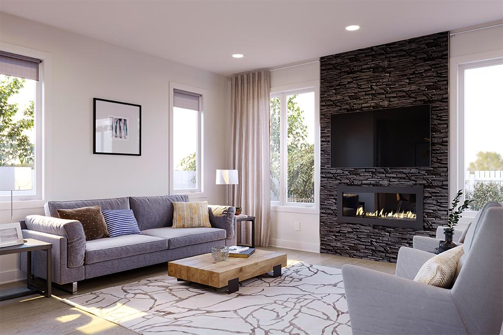Darlington - 43' Single Family Home - Lounge