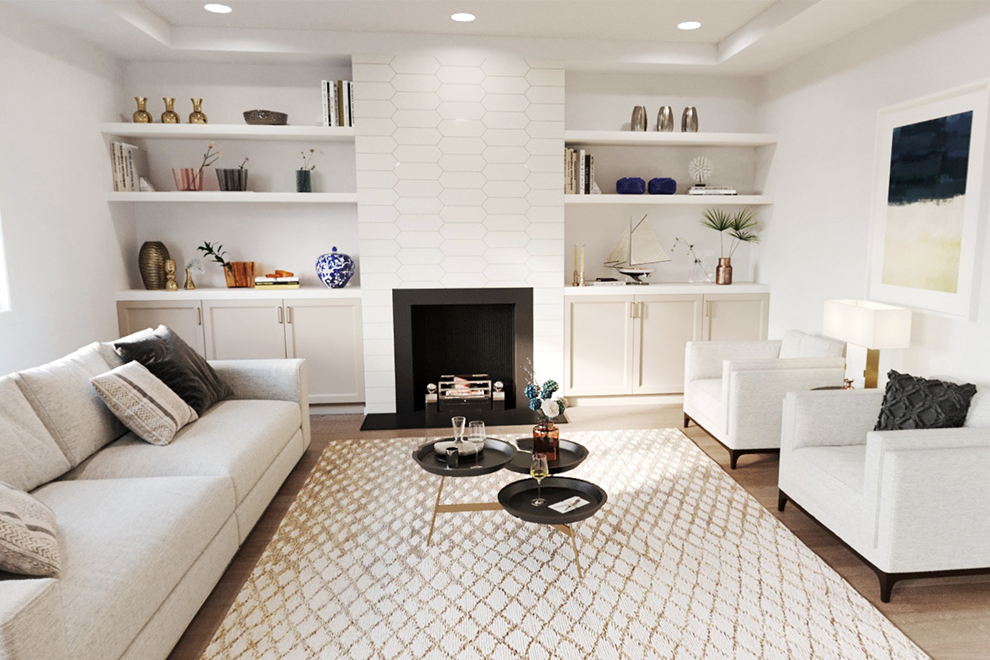 Mapleton - Single Family Home - Great room