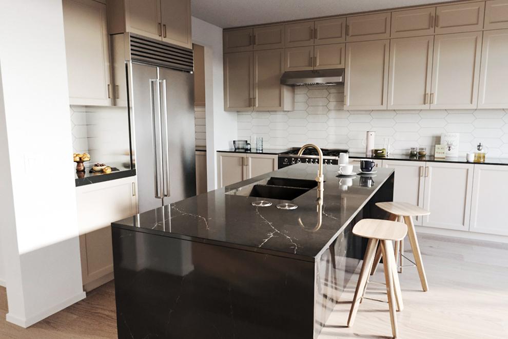 Mapleton - Single Family Room - Kitchen