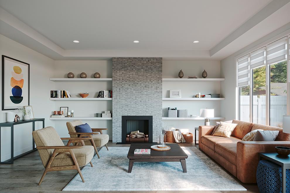 Okanagan - Single Family Home - Family Room