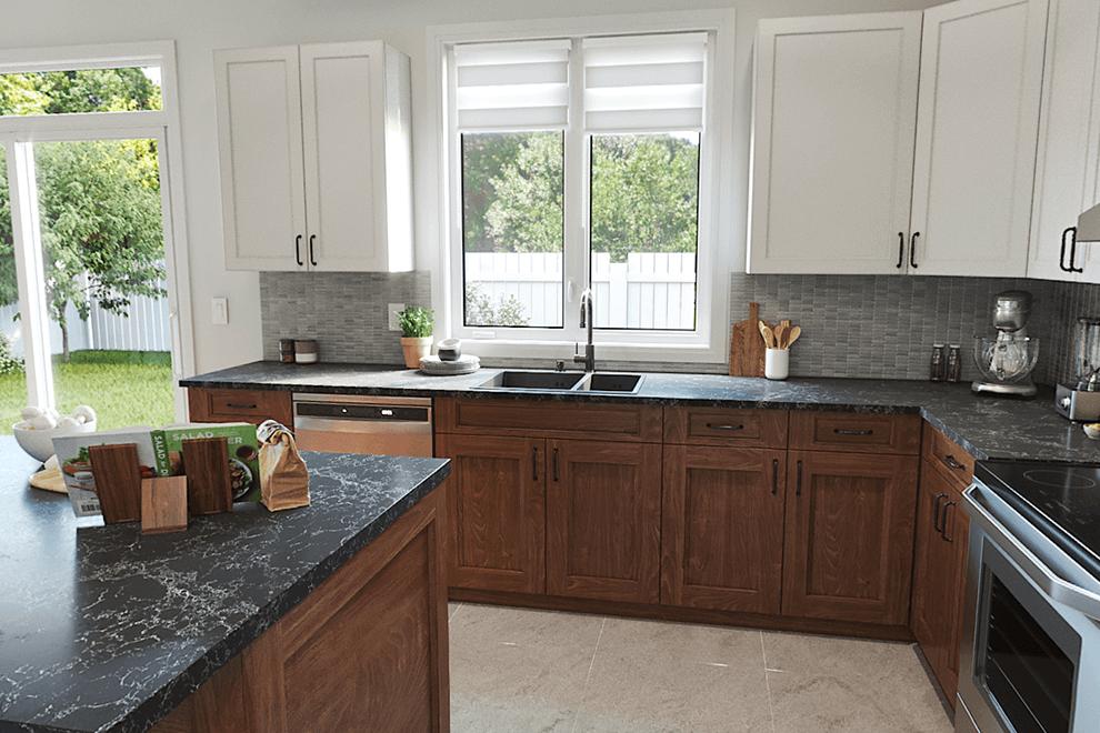 Okanagan - Single Family Homes - Kitchen