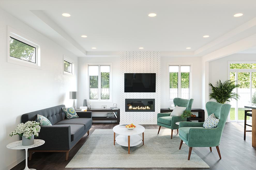 Fairbank - Single Family Home - Family Room