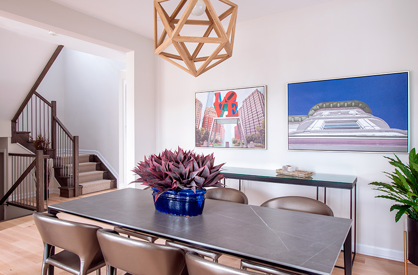 Clairmont, Single Family Home - Dining Room