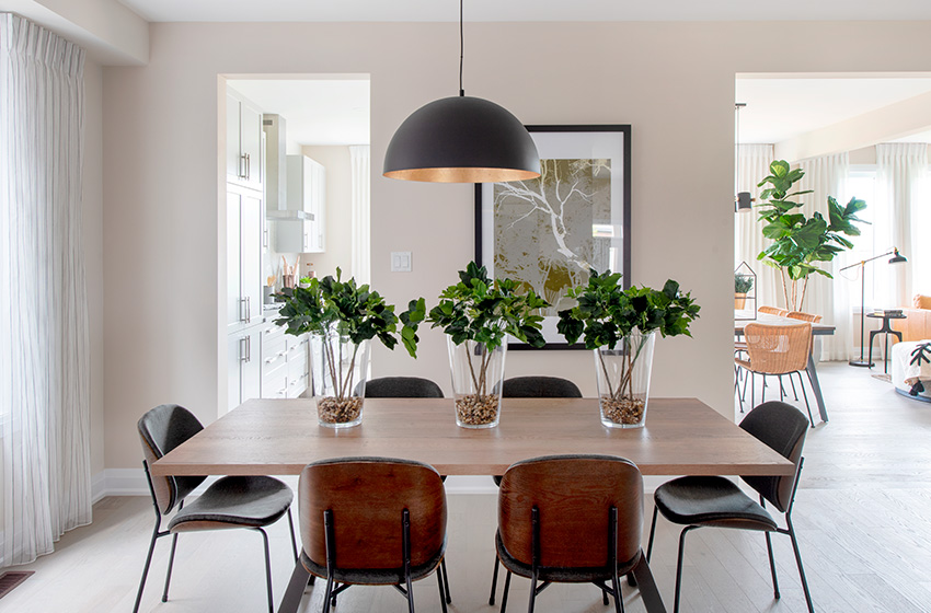 Quinton, Single Family Home - Dining Room
