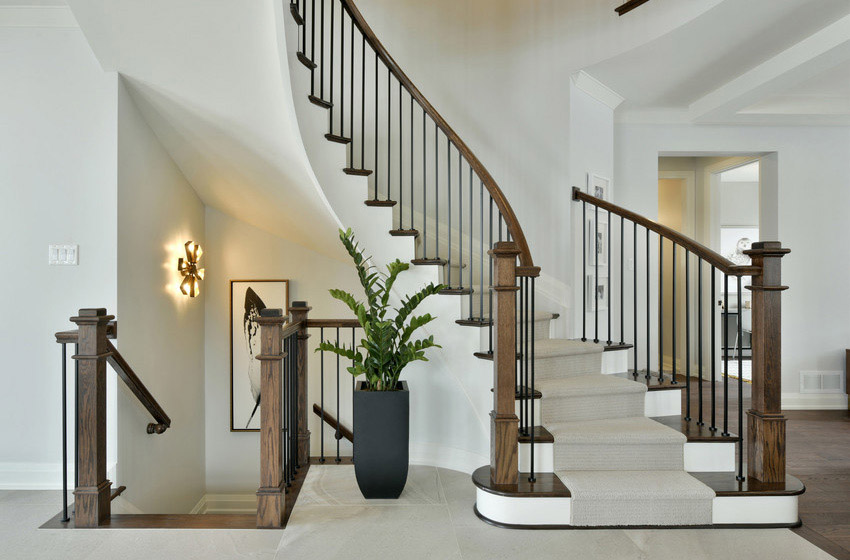Elderberry - Single Family Home - Staircase