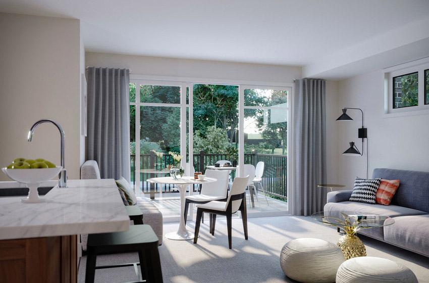 Jasmine - Infusion Terrace Home - Living Room