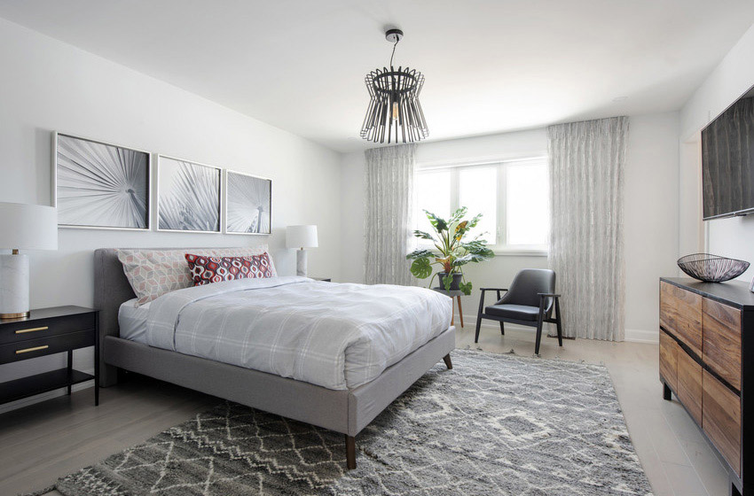 Haven - Executive Townhome - Master Bedroom