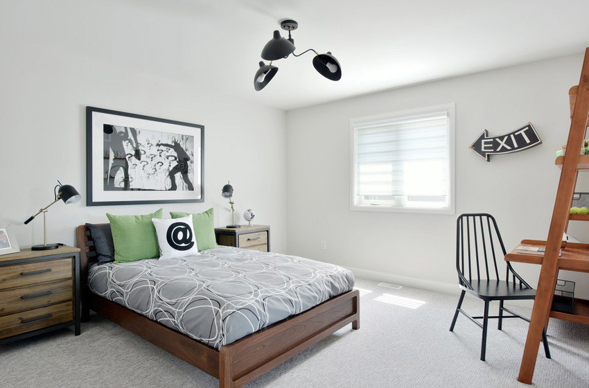 Mackenzie - Single Family Home - Master Bedroom