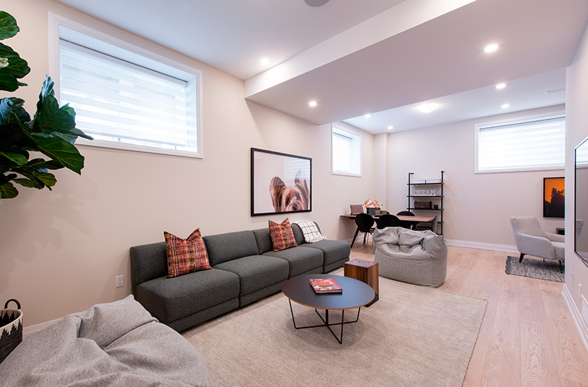 Killarney, Single Family Home - Basement