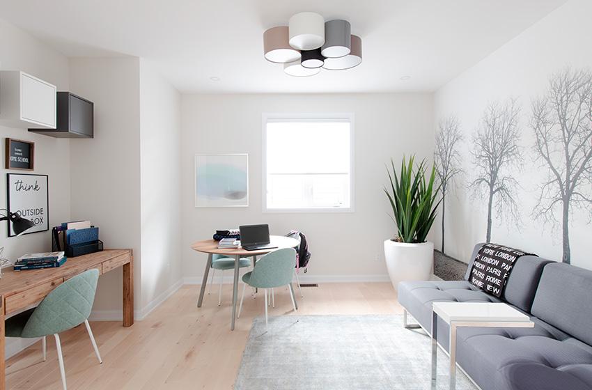 Clairmont, Single Family Home - Den